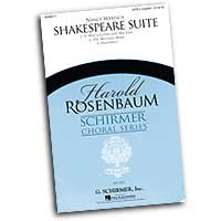 Nancy Wertsch : Shakespeare Suite : SATB : Sheet Music : 884088063009 : 142341053X : 50486217