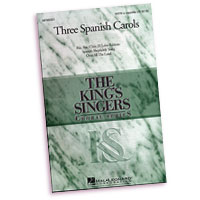 Various Arrangers : Spanish Carols : SATB : Sheet Music