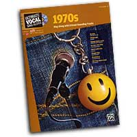 Various Arrangers : 1970s Songbook - Male Voice : Solo : Songbook & CD :  : 00-26517