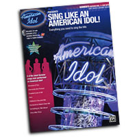 Various Arrangers : Sing Like an American Idol - Women's Edition Vol 1 : Solo : Songbook & CD : 00-30088
