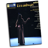 Pro Vocal : Broadway Classics - Women's Edition : Solo : Songbook & CD : 884088268381 : 1423460820 : 00740410