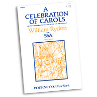 William Ryden : A Celebration of Carols for SSA - Vol 1 : SSA : 01 Songbook : 409608