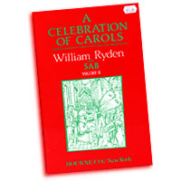 William Ryden : A Celebration of Carols for SAB - Vol 2 : SAB : 01 Songbook : 401845