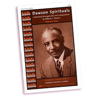 William L. Dawson : Dawson Spirituals Vol 1 : SATB : 01 Songbook : William Dawson : T200