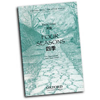 Zhou Long : Four Seasons : SSAA : 01 Songbook : 9780193867796 : 9780193867796