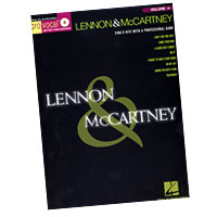 Lennon & McCartney : Pro Vocal - Male Voices : Solo : Songbook & CD :  : 073999309058 : 0634099566 : 00740334