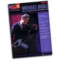 Michael Buble : Pro Vocal Series : Solo : Songbook & CD : 884088166861 : 142343191X : 00740362