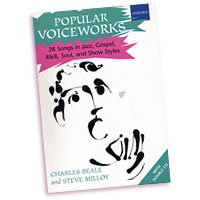 Charles Beale and Steve Milloy : Popular Voiceworks : Songbook & 1 CD : 9780193435568 : 9780193435568