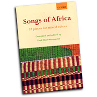 Fred Onovwerosuoke (Editor) : Songs of Africa : SATB : 01 Songbook : 9780193804654 : 9780193804654