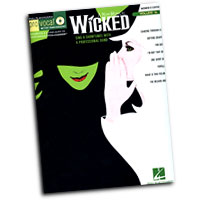 Pro Vocal : Wicked - Women's Edition : Solo : Songbook & CD : 884088253172 : 1423445724 : 00740392