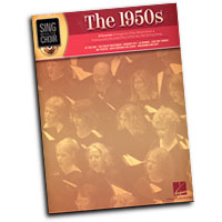 Sing With The Choir : The 1950's : Solo : Songbook & CD : 884088237691 : 1423437403 : 00333004
