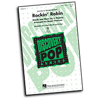 Roger Emerson : Rockin' Robin - Parts CD : Voicetrax CD : 884088455255 : 08552192