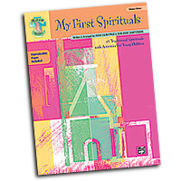 Anna Laura Page and Jean Anne Shafferman : My First Spirituals : Unison : 01 Songbook : 038081213521  : 00-22080