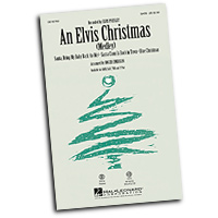 Various Arrangers : An Elvis Christmas : TTBB : Sheet Music