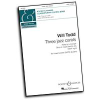 Will Todd : Jazz Carols : SATB : Sheet Music