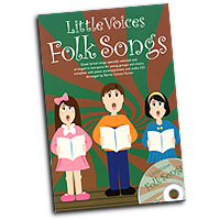Barrie Carson Turner : Little Voices - Folk Songs : 2-Part : 01 Songbook & 1 CD : 884088955960 : 1849384169 : 14041467