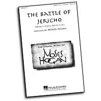 "Moses Hogan : <span style=""color:red;"">The Battle of Jericho</span> - Part CD : Mixed 5-8 Parts : Parts CD : Moses Hogan : WA12-BOJ/MCD"