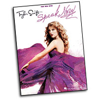 Taylor Swift : Speak Now : Solo : Songbook : 884088548421 : 1617803669 : 00307210