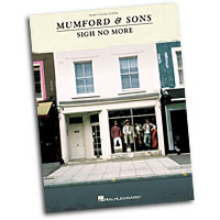 Mumford & Sons : Sigh No More : Solo : Songbook :  : 884088538460 : 1617741086 : 00307189