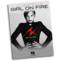Alicia Keys : Girl On Fire : Solo : Songbook : 884088881030 : 1480324183 : 00116285