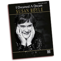 Susan Boyle : I Dreamed A Dream : Solo : Songbook : 038081385914  : 00-34615