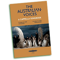 Australian Voices : A Cappella Songbook : SATB : 01 Songbook : EP72432