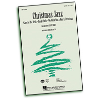 Kirby Shaw : Christmas Jazz for SAB : SAB : Sheet Music