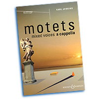Karl Jenkins : Motets for Mixed Voice A Cappella : SATB : 01 Songbook : 888680046699 : 48023245 : 48023245