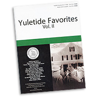 Various Arrangers : Yuletide Favorites Vol 2 : TTBB : Songbook : 812817021051 : 00200673