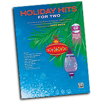 Andy Beck : Holiday Hits For Two : Solo : Songbook & CD : 038081468280 : 00-41748