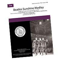 Various Arrangers : Barbershop Beatles Volume 1 : Sheet Music