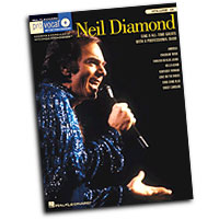 Neil Diamond : Pro Vocal Series : Solo : Songbook & CD :  : 884088220396 : 1423435893 : 00740387