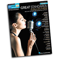 Pro Vocal : Great Standards Collection - Women's Edition : Solo : Songbook & CD : 884088404451 : 1423481143 : 00740426