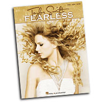 Taylor Swift : Fearless : Solo : Songbook : 884088311605 : 1423468341 : 00307042