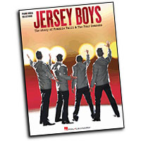 The Four Seasons : Jersey Boys - Vocal Selections : Solo : Songbook : 884088090036 : 1423414322 : 00313335