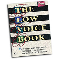 Peter Moss : The Low Voice Book : Solo : Songbook :  : 71900352 : MB-702