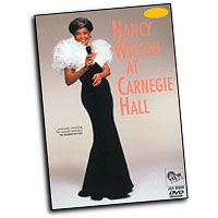 Nancy Wilson : Nancy Wilson At Carnegie Hall : Solo : DVD :  : 884088127404 : 0803023170 : 00320578