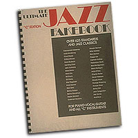 Various Composers : The Ultimate Jazz Fake Book - C Edition : Solo : Songbook : 073999400793 : 0881889792 : 00240079