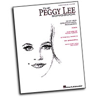 Peggy Lee : The Peggy Lee Songbook : Solo : Songbook :  : 073999061352 : 0793572819 : 00306135