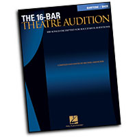 Michael Dansicker : 16-Bar Theatre Audition Baritone/Bass : Solo : Songbook : 073999135640 : 0634064436 : 00740256