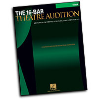Michael Dansicker : 16-Bar Theatre Audition Tenor : Solo : Songbook : 073999501704 : 0634064428 : 00740255