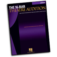 Michael Dansicker : The 16-Bar Theatre Audition Soprano : Solo : Songbook : 073999997231 : 063406343X : 00740253