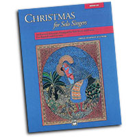 Jay Althouse : Christmas for Solo Singers - High : Solo : Songbook & CD : 038081126616  : 00-11684