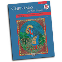 Jay Althouse : Christmas for Solo Singers - Low : Solo : Songbook & CD : 038081126623  : 00-11685