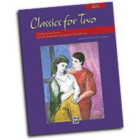 Patrick Liebergen : Classics for Two : Duet : Songbook & CD : 038081263175  : 00-27110