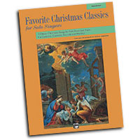 Patrick Liebergen : Favorite Christmas Classics for Solo Singers - High : Solo : Songbook & CD : 038081153384  : 00-17927