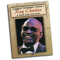 Ray Charles  : A Man and His Soul : Solo : Songbook : 029156072648  : 00-TPF0144