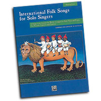 Jay Althouse : International Folk Songs for Solo Singers - Medium Low : Solo : Songbook : 038081151038  : 00-16964