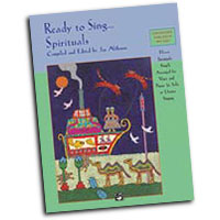 Jay Althouse : Ready to Sing...Spirituals : Solo : Songbook & CD : 038081179773  : 00-19811