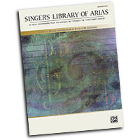Patrick Liebergen : Singer's Library of Arias - Medium High : Solo : Songbook & CD :  : 038081313573  : 00-28813